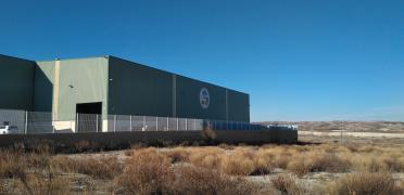 Imagen de la Visita de AST a las instalaciones de RAAEE (Zaragoza)