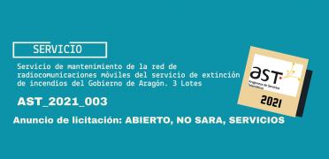 Imagen de Licitación AST_2021_003