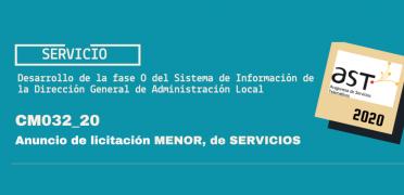 Imagen de licitación CM032_20