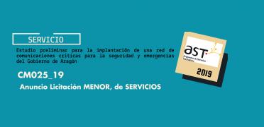 Imagen de licitación CM025_19