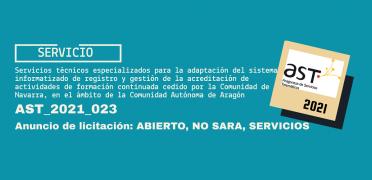 Imagen de licitación AST_2021_023