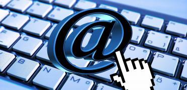 Imagen de teclado de ordenador