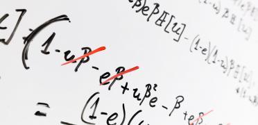Imagen de seminario de matemáticas, diseñado por  Bedneyimages / Freepik