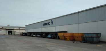 Imagen de la Visita de AST a las instalaciones de WIREC