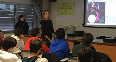 Imagen de Iniciativa 11F - IES Segundo Chomón (Teruel)