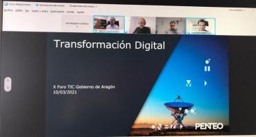 Imagen del X Foro TIC del Gobierno de Aragon