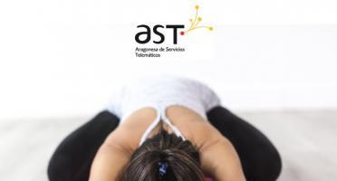 Imgen de Programa de formación en espalda sana en AST