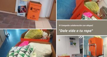 Imagen de VI Campaña de colaboración con aRopa2