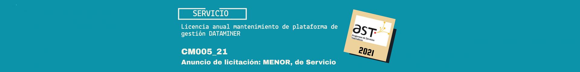 Imagen de Licitación CM005_21