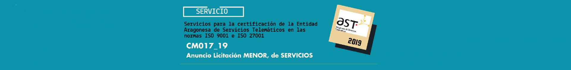 Imagen de licitación CM017_19
