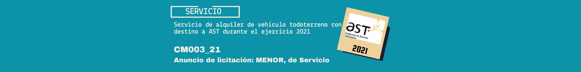 Imagen de licitación CM003_21